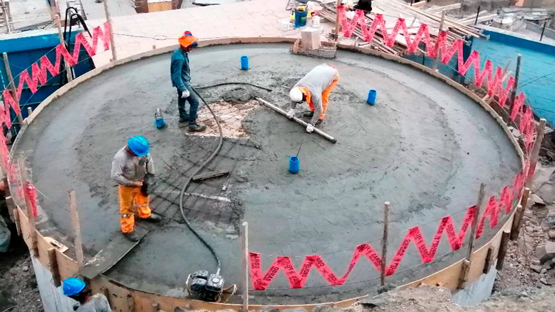 Finalidades del reservorio de almacenamiento de agua