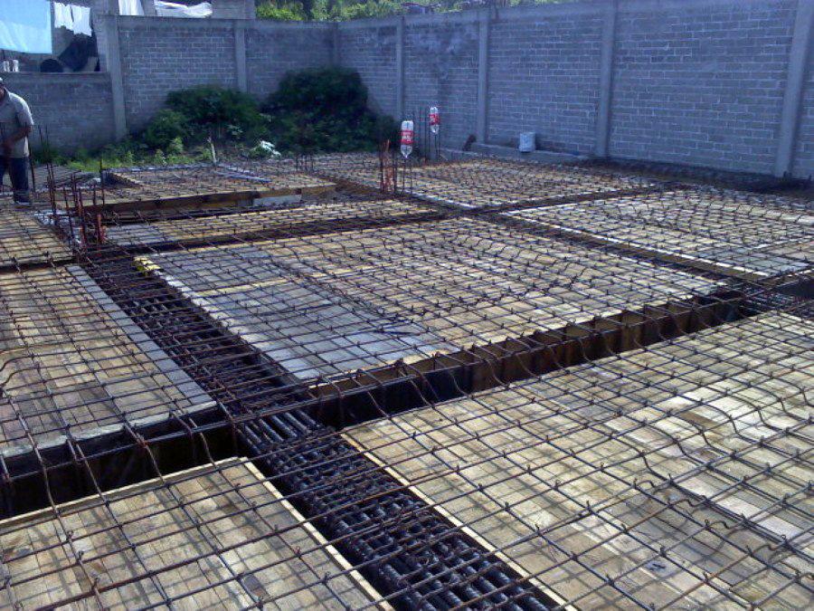 Tipos de losas de concreto armado